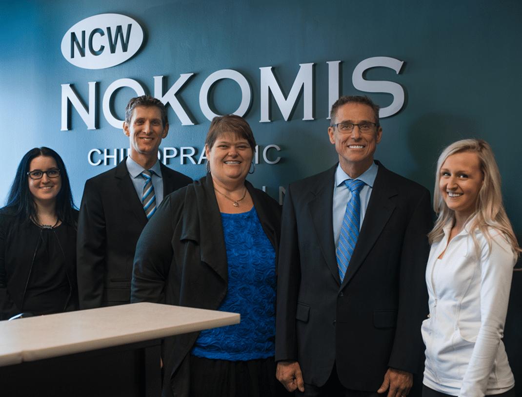 Staff at Nokomis Chiropractic and Wellness
