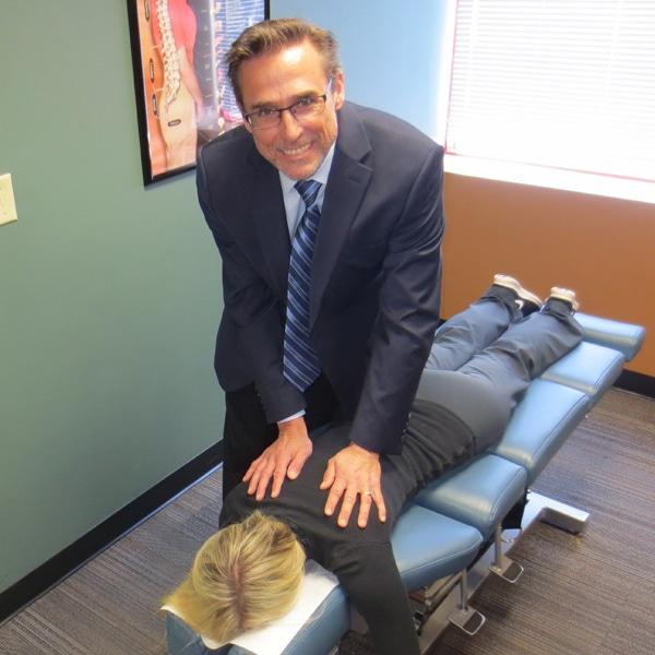 Chiropractor Minneapolis MN Jonathan Olson