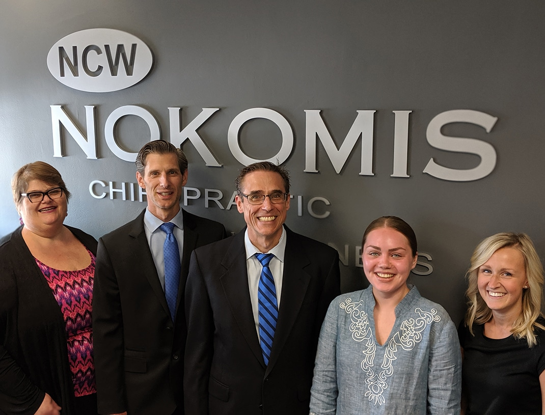 Staff at Nokomis Chiropractic and Wellness Minneapolis MN