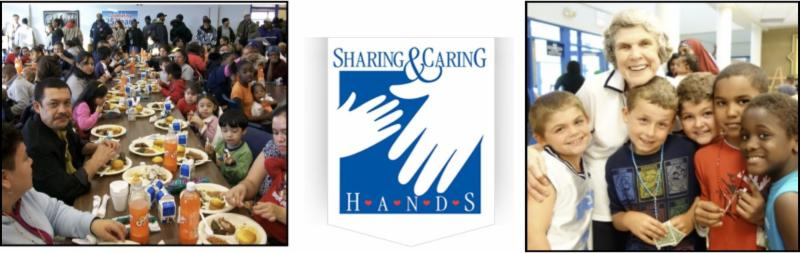 Sharing and Caring Hands