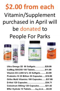 Chiropractic Minneapolis MN Donation to People For Parks