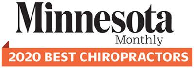 2020 Minnesota Monthly Best Chiropractor