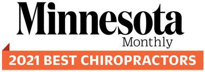 2021 Minnesota Monthly Best Chiropractor